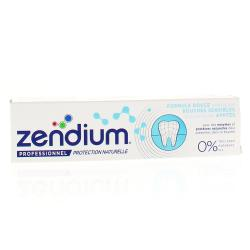 ZENDIUM PROFESSIONNEL Dentif form dce T/75ml