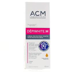 DEPIWHITE M CR TEINTE SPF 50
