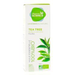 PHARMASCIENCE HUILE ESSENTIELLE TEA TREE BI