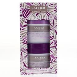 CATTIER COFFRET CORPS BAUME+
