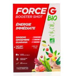FORCE G BIO BOOSTER SHOT 20