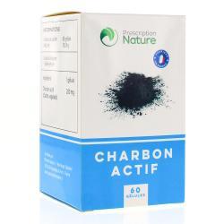 PHARMA NAT CHARBON ACTIF 60G