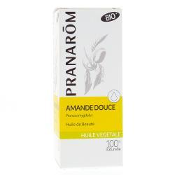 Huile végétale - Amande douce - Pranarom