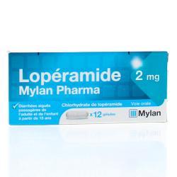 LOPERAMIDE MYP 2MG GELU BT12