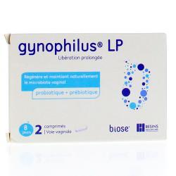 Gynophilus lp comprimes vaginaux x2