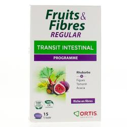 ORTIS FRUITS&FIBRES REGULAR Cpr B/15