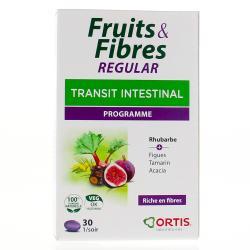 ORTIS FRUITS&FIBRES REGULAR Cpr B/30