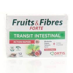 ORTIS FRUITS&FIBRES FORTE Cube mâch B/12