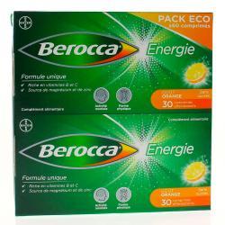 BEROCCA ENERGIE EFFERV Cpr eff orange B/60