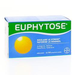 Euphytose Tube de 120 comprimés