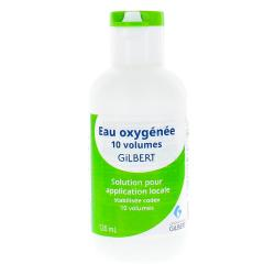 EAU OXYGENEE 10V GILBERT 120ML