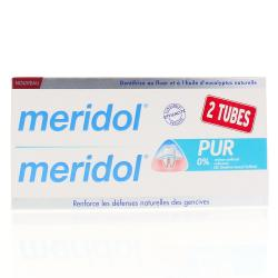 MERIDOL PUR DENT 75ML X 2