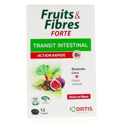 ORTIS FRUITS&FIBRES FORTE Cpr B/12