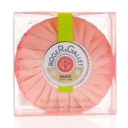 Boîte de voyage savon parfumé Fleur de figuier 100g