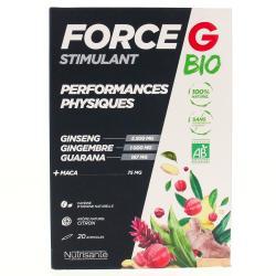 FORCE G BIO STIMULANT 20 AMP