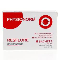 PHYSIONORM RESFLORE SACH8