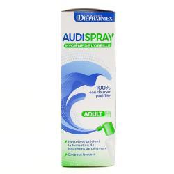 Audispray adult solution auriculaire spray 50ml