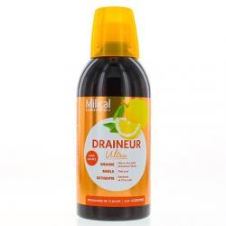 Drainaligne ultra goût agrumes Flacon 500ml