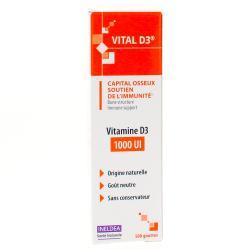 Sante naturelle vital d3 capital osseux 20ml