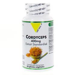 VITALL+ CORDYCEPS 60 GELULES