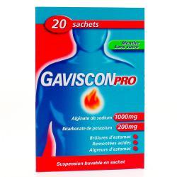 GAVISCONPRO MENT BUV S.10ML