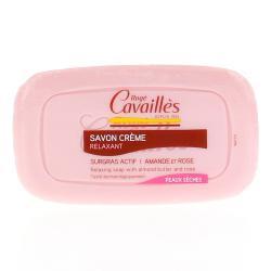 Savon Crème Beurre d'Amande et Rose 115g