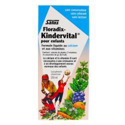 Toniques Floradix- Kindervital 250ml